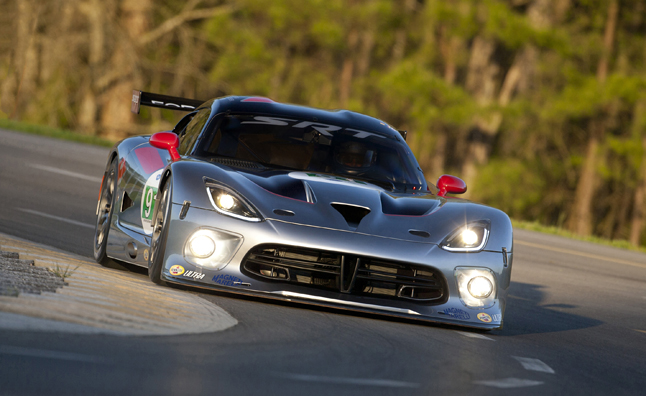 2013 SRT Viper GTS-R Revealed, Set to Run in American Le Mans