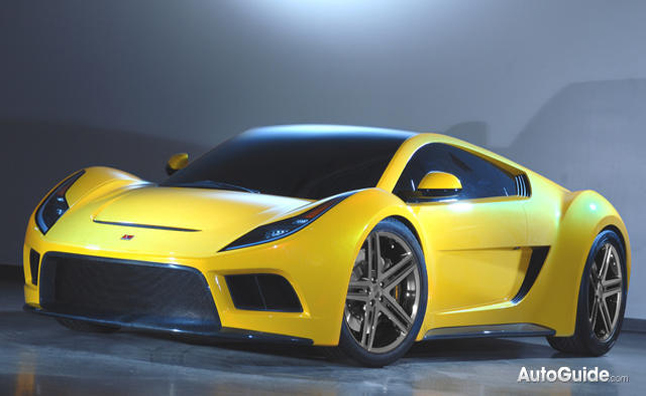 Saleen Back On Track to Produce New Supercar