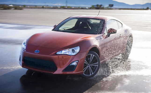 2013 Scion FR-S Launch Coincides with Canadian Motorsport Sponsorship
