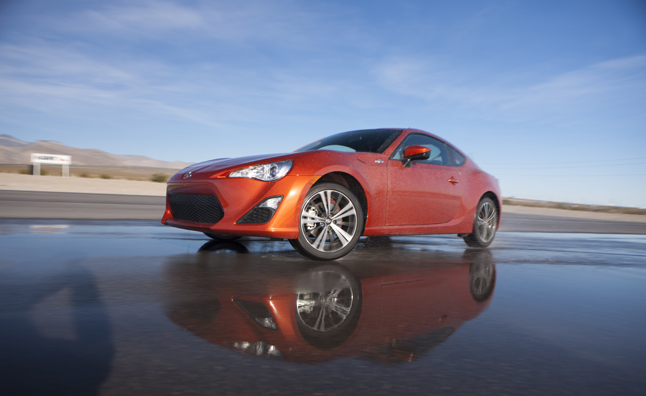 Scion FR-S Sales to Double Those of Subaru BRZ Says Brand Boss