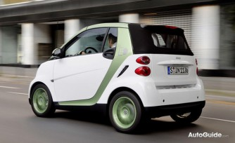 Smart Car Recreates Classic Video Game, in Real Life