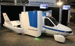 Terrafugia Transition Flying Car More of a Street Legal Airplane: 2012 NY Auto Show