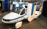 Terrafugia Flying Car Video, First Look: 2012 NY Auto Show