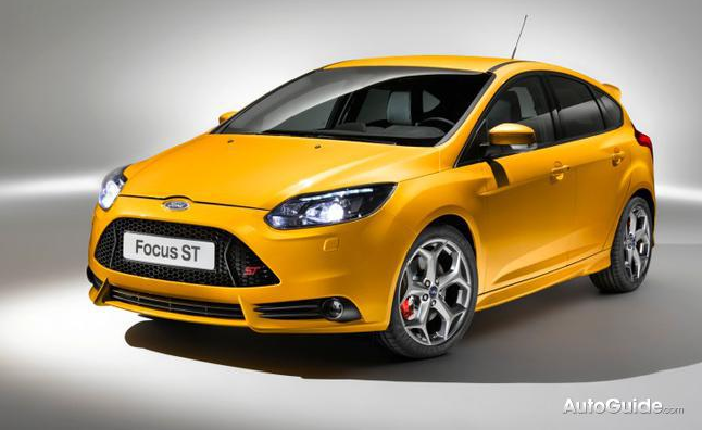 2013 Ford Focus ST Pricing Leaked: $23,700
