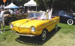 German Amphicar For Sale in Maryland Handles Land and Lake