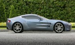 Aston Martin One-77 Now Sold Out