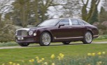 Bentley Mulsanne Diamond Jubilee Celebrates Queen Elizabeth's 60 Year Reign