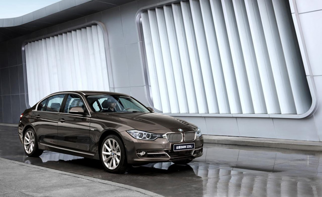 BMW 3-Series LWB to Debut in Beijing