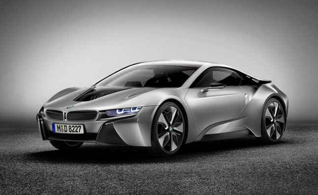 BMW i8 Renderings by Former Senior Designer Guess at Final Styling