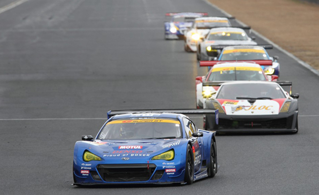 Subaru BRZ GT 300 Makes Its Super GT Racing Debut- Video