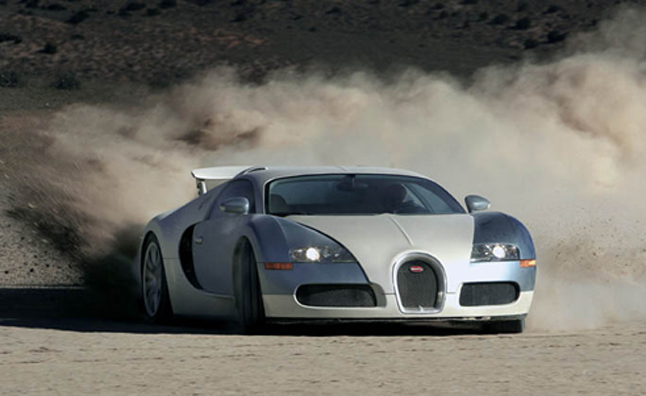 Bugatti Veyron History Explained in Video