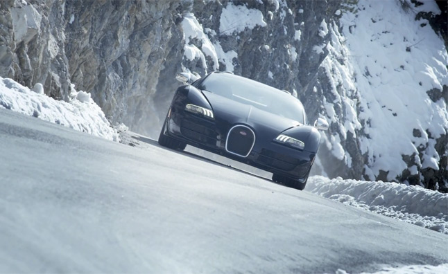 Bugatti Veyron Grand Sport Vitesse Video Spotlight