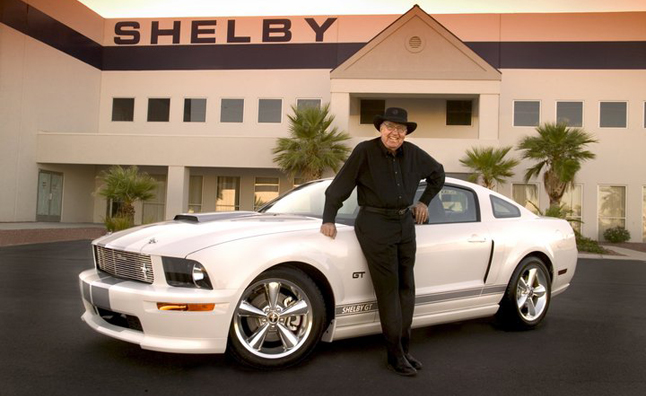 Carroll Shelby Addresses Health Concerns on Facebook