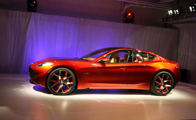 Fisker Atlantic May not be Produced in Delaware Plant
