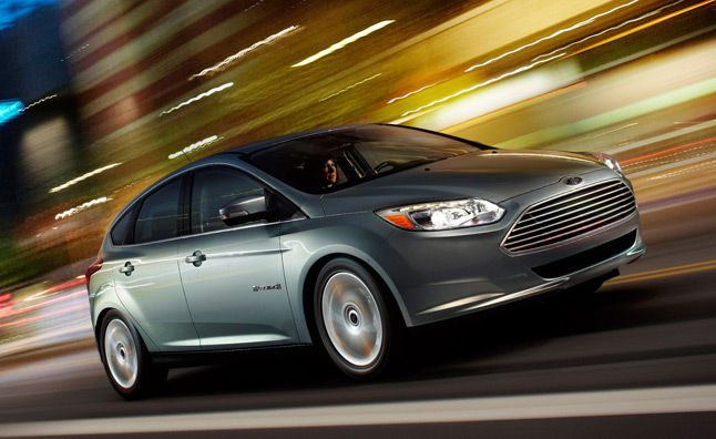 Ford Focus Electric Designed for the Smartphone Generation