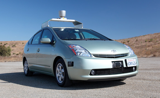 Google Seeking Automaker for Autonomous Vehicle Production