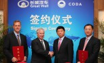CODA and Great Wall to Develop Affordable Electric Vehicle