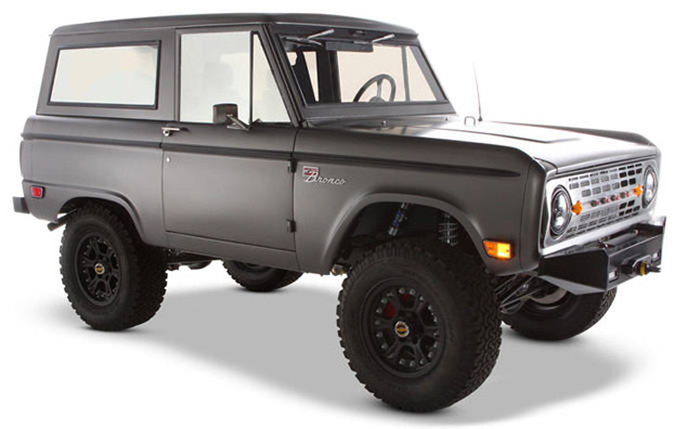 ICON Bronco is Ford V8 Powered and Intricately Designed – Video