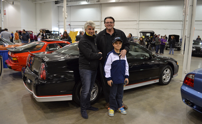 Dale Earnhardt 'Intimidator' Impala Raises $22,000 for Charity