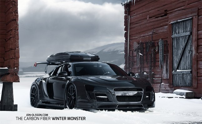 PPI Audi R8 Razor GTR is Drop-Dead Gorgeous