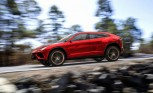 Lamborghini Urus SUV Concept Officially Revealed With 600-HP