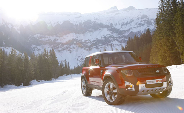 Land Rover Defender Aims for Volume Sales