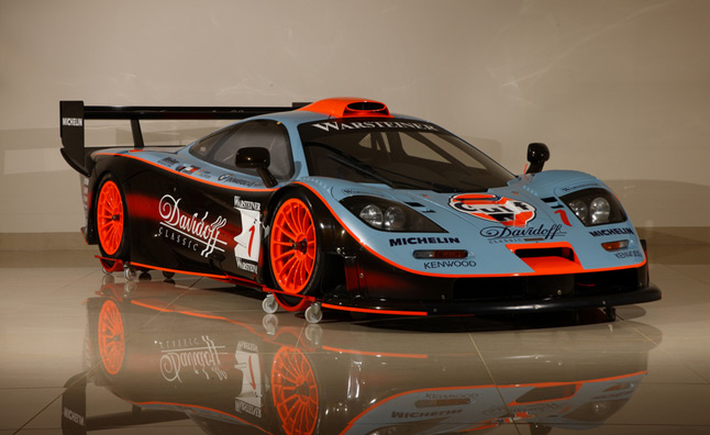Gulf McLaren F1 GTR Longtail Headed to Auction – Retro Resale