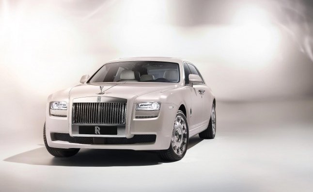 Rolls-Royce Ghost 'Six Senses' Concept Even Smells Expensive