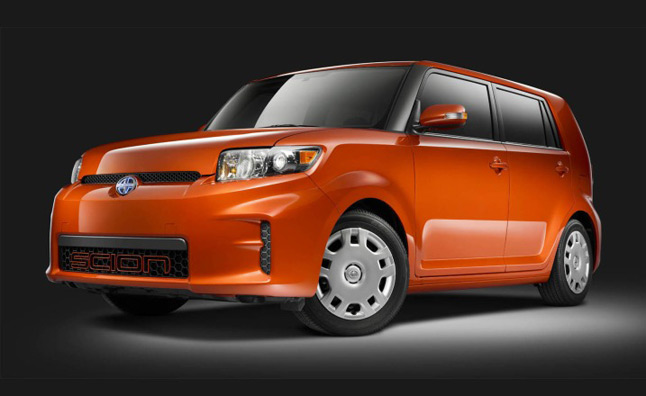 Scion xB, xD Models Axed