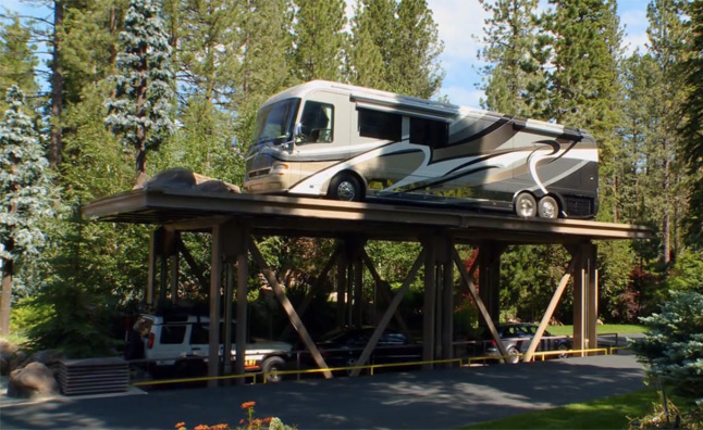 What a $6 Million Garage Looks Like – Video