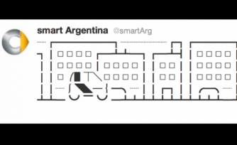 Smart Argentina Shows Off Innovative Twitter Flip Book Ad