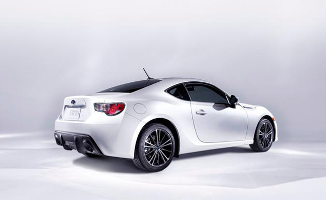2013 Subaru BRZ Pricing Announced: $25,495