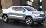 Scion Pickup Truck Rumored to be Based on Toyota RAV4