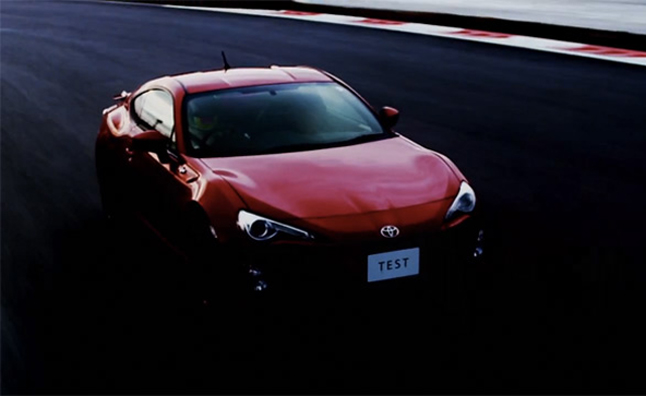 Toyota GT 86 Video Reminds us to Drive with Passion