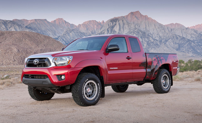 Toyota Tacoma TRD T/X Baja Series Priced from $32,990