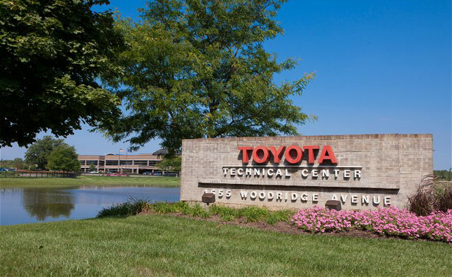Toyota Technical Center Opens Silicon Valley Office