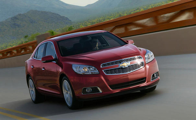 Chevrolet Malibu Recall Announced Due to Unintentional Airbag Deployment: 4,300 Units