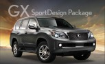 2012 Lexus GX 460 SportDesign Package Released