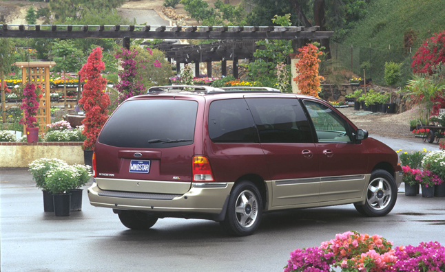 Ford Windstar Rear Axle Recall Surpasses 600,000 Units