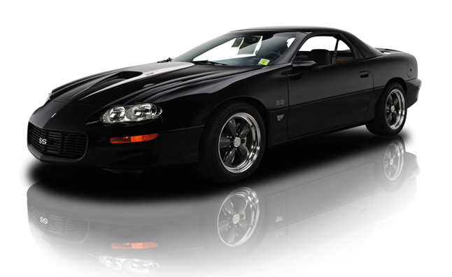 2001 Chevrolet Camaro Intimidator SS Could be Yours for $49,900