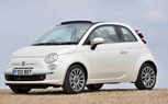 Fiat 500 Sales Buoyant in Europe