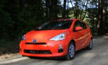 Toyota Prius c Fails to Get Consumer Reports' Nod