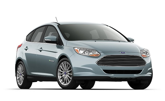 Ford Focus Electric U.S. Launch Details