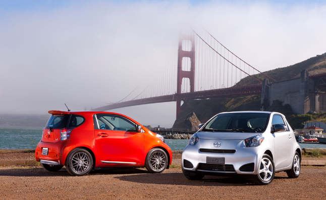 Scion Considering iQ for Car Sharing