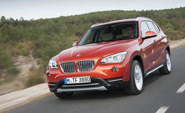 2013 BMW X1 Arrives This Fall in US: Mega Gallery