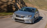 2013 Lexus ES Will do the Steering For You – Video