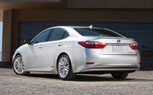 2013 ES300h Signals Shift in Lexus Hybrid Philosophy