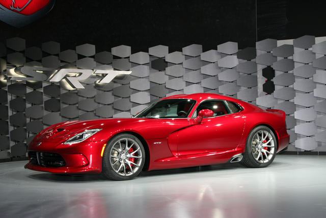 SRT Viper Renders Ferrari Boss Speechless