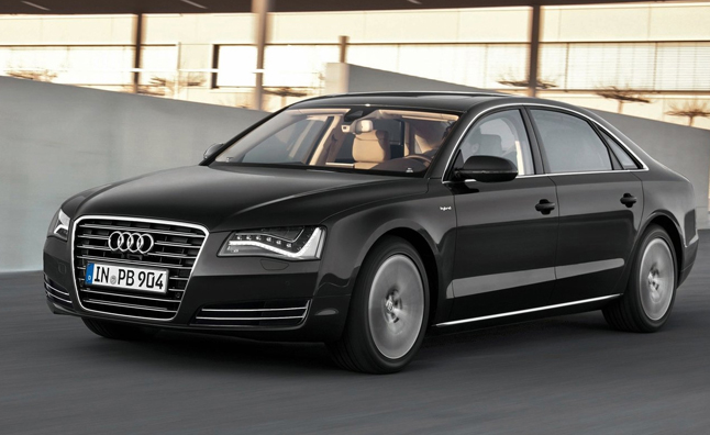 2013 Audi A8 3.0T Gets Disappointing EPA Estimate