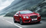 2013 Bentley Continental GT Coupe Gets 24 MPG